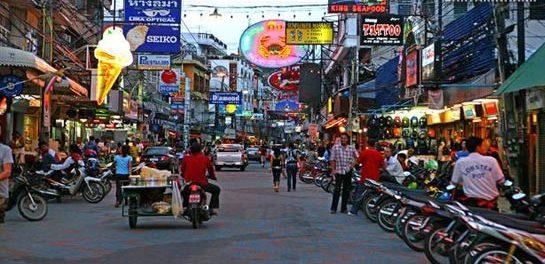 راهنمای سفر به بانکوک در تایلند