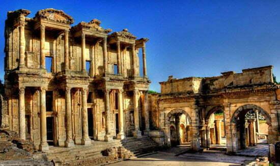 آثار باستانی ترکیه