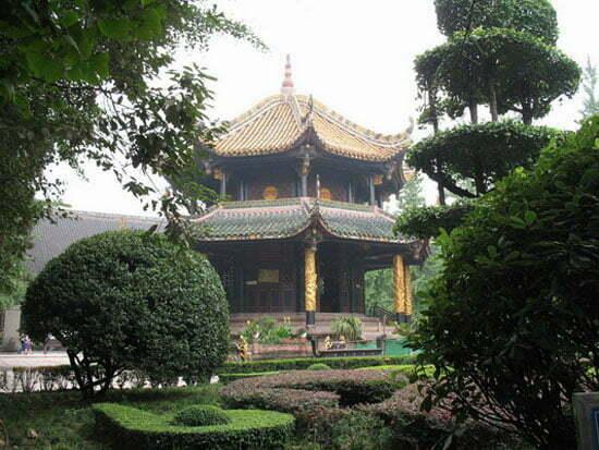 سفر به شهر چنگدو در کشور چین شهر پانداها