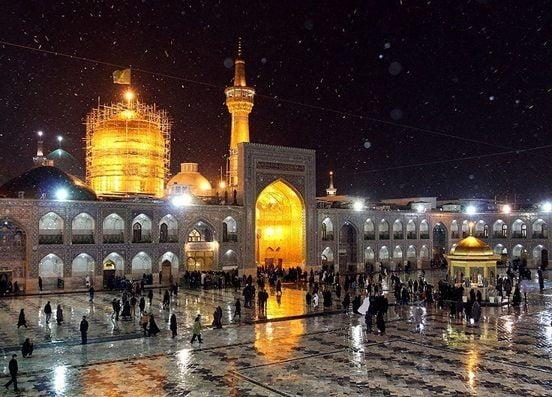 Photo of بهترین مناطق دیدنی مشهد مقدس