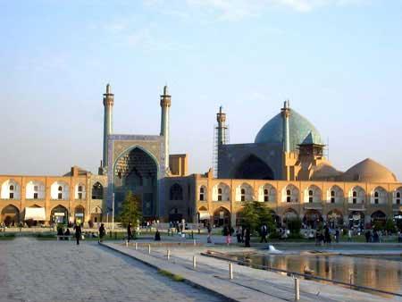 جاذبه های توریستی و گردشگری اصفهان