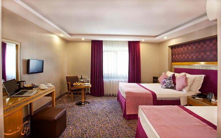 معرفی هتل های 4 ستاره استانبول
