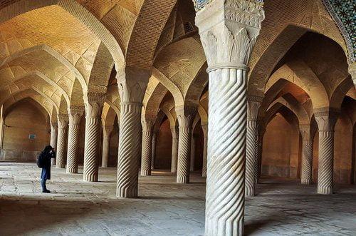 جاذبه های گردشگری شیراز