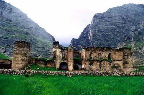 مکانهایی ناشناخته از شهر زیبای ایلام