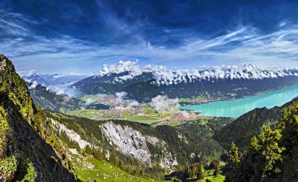راهنمای سفر به اینترلاکن، سوئیس