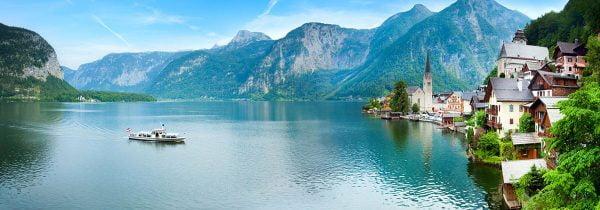 جاذبه های گردشگری و توریستی اتریش