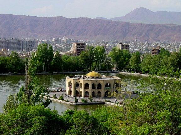 Photo of جاذبه های شهر تبریز و مکان های دیدنی این شهر