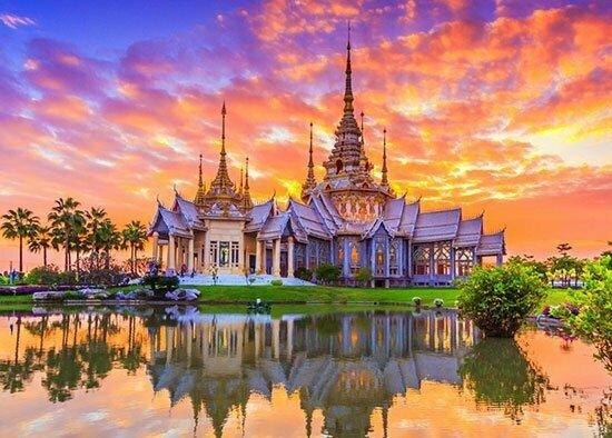 سفر به تایلند، بهشت آسیا