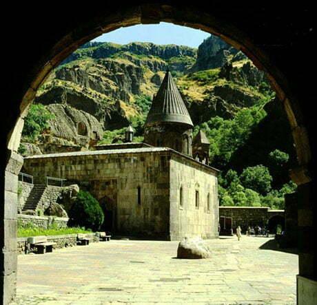 جاذبه های دیدنی ارمنستان