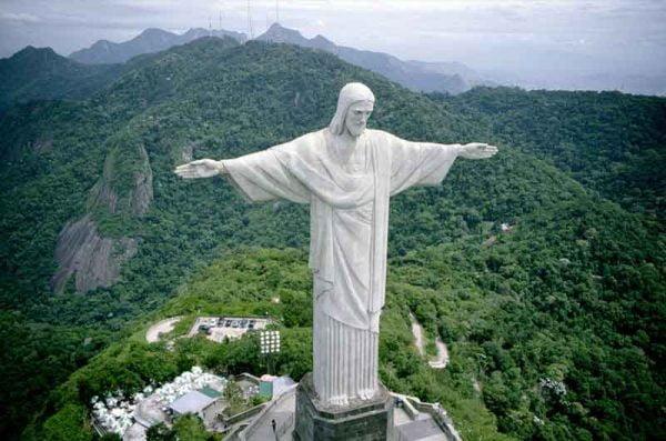 جاذبه های گردشگری و دیدنی برزیل