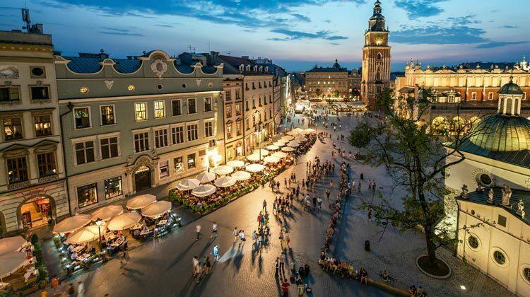 جاذبه های گردشگری و توریستی لهستان