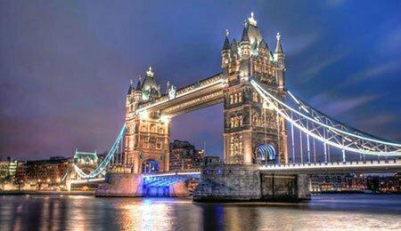 جاذبه های شهر بریتانیا - لندن