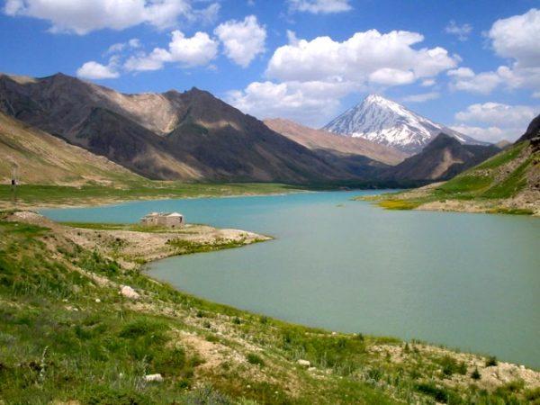 پارک ملی لار یکی از سرزمین های رویایی ایران