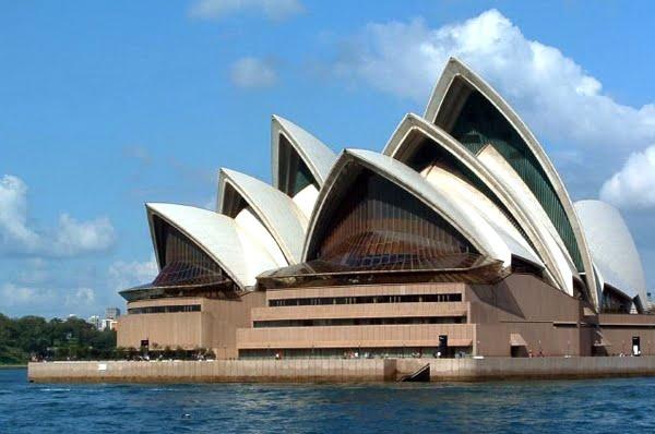 جاذبه های گردشگری و توریستی استرالیا