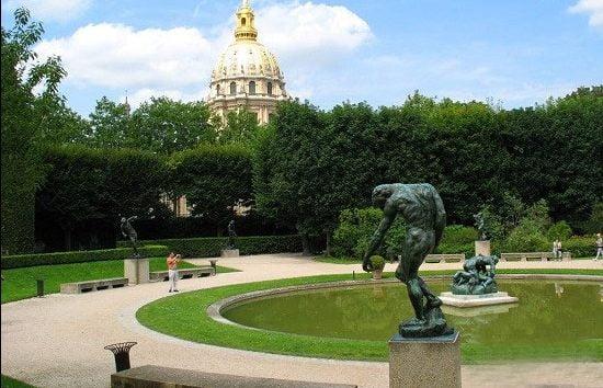 باغ های اروپایی که پر از آثار هنری هستند