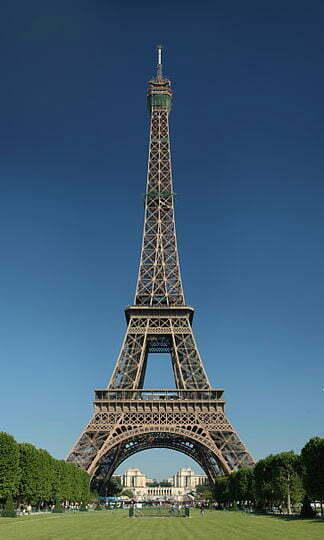 جاذبه های گردشگری شهر زیبای فرانسه