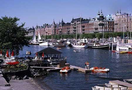 بی نظیرترین جاذبه های سوئد