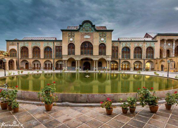 مناطق دیدنی در شهر تهران