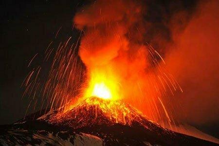 Photo of 10 آتشفشان در جهان که شگفت انگیز هستند
