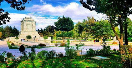 آرامگاه شاعر پارسی زبان، فردوسی