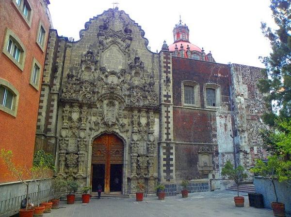 مناطق دیدنی از مکزیکو سیتی